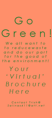 Go Green with Virtual Brochures